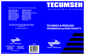 Tecumseh Peerless Small Engine Suppliers Manualzz Com