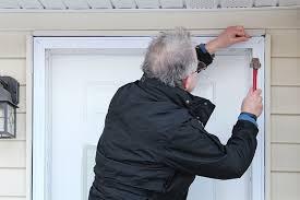 exterior casing door. how to install exterior trim casing door p