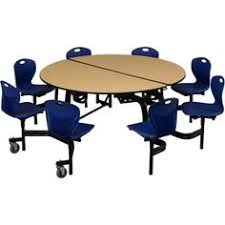 Round school lunch table Fifty Fifty Round Mobile Chair Cafeteria Tables At Schoolsin Pinterest 39 Best Cafeteria Ideas Images Cafe Design Coffee Shop Design