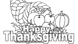 Small Picture Fresh Happy Thanksgiving Coloring Pages 68 With Additional