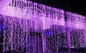 home lighting decoration. 300 LED Window Curtain Icicle Lights String Fairy Light Wedding Party Home Garden Tree Decorations 3m*3m AC110V 250V-in From \u0026 Lighting On Decoration O