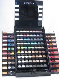 sephora makeup academy blockbuster palette review swatches and