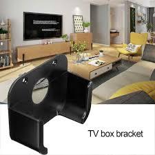 Giá Treo Tường Tivi Box Chân Đế Cho Apple TV 4 Phương Tiện Truyền Thông  Người Chơi Giữ Ốp Lưng Bảo Vệ Cốc|Chân treo máy chiếu