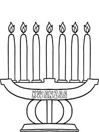 Kwanzaa Coloring Pages 7343 Coloring Page For Kwanzaa In Coloring