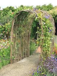 garden archway. Garden Archway Small Arch Pretentious Inspiration 7 Best Arches Ideas On Trellis Metal N
