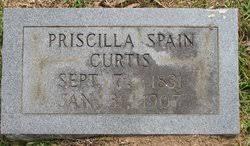 Priscilla Spain Curtis (1831-1907) - Find A Grave Memorial