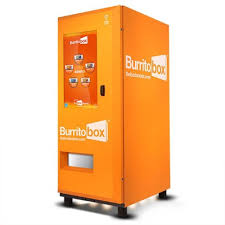 Burrito Vending Machine Enchanting Behold The Hot Burrito Vending Machine Is Here Consumerist
