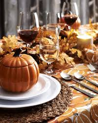 Find thanksgiving table ideas
