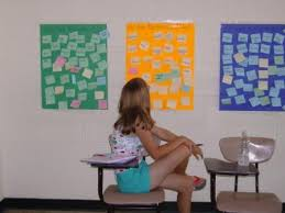 to decorate or educate for ways great teachers use their classroom walls