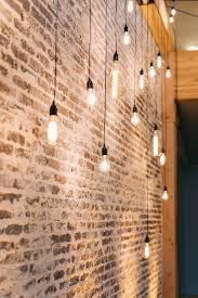 brick wall decor