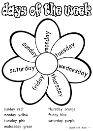 30b2386f6d5052d96b7dd02169557acf days of the week worksheets teaching days of the week 25 best ideas about days of week on pinterest free days of the on first day of kindergarten worksheets