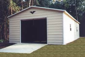 garage door 9x7Steel Garage Pictures  ValleyShed