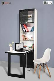 space saving folding furniture. Ishelf Bookshelf InvisiTable Max Table Invisible Bed Space Saving Furniture Wall Murphy Mount Foldable Folding E