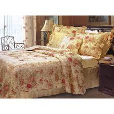 Buy Twin Size Quilts Online, Cotton Quilts & Antique Rose Bonus Set, 4-Piece Twin Adamdwight.com