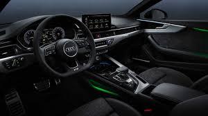 Audi A5 Interior Led Lights 2020 Audi A5 Debuts Subtle Facelift S5 Gets Diesel In Europe