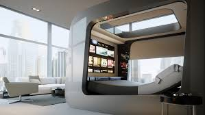 creative images furniture. 3-HiCan-Bed-by-Edoardo-Carlino-hi-tech- Creative Images Furniture