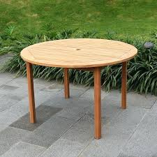 birch lanea heritage summerton teak round dining table reviews round outdoor dining table outdoor dining table