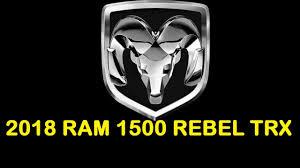 2018 dodge trx. contemporary dodge new ram truck  2018 1500 rebel trx interior and exterior reviews for dodge trx r