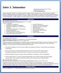 Aerospace Engineer Sample Resume Custom Entry Level Aerospace Engineer Resume Sample Creative Resume