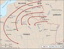 Schlieffen Plan German Military History Britannica