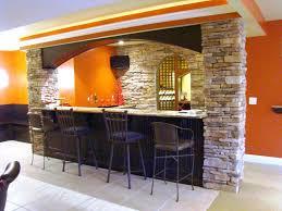 basement bar stone. Stone Basement Bar Ideas B
