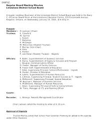 Sample Agendas For Board Meetings Details File Format Senior Management Meeting Agenda Example Typical