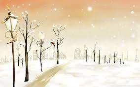 Winter Desktop Hintergrundbild - NawPic