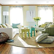 T 6 Cool Round Rugs For Living Room