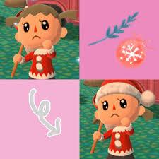 ポケ森攻略クリスマスのサンタ帽子をかぶると髪型が変わる任天堂