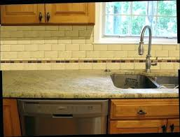 Removing Tile Backsplash Magnificent Cost To Install Kitchen Backsplash Bicapapproach