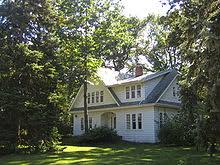 enterprise garden city mi. Former Arnold Folker Residence Built In Late 1920s When He Was First Garden City Village President Enterprise Mi
