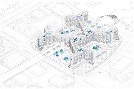 Жилье будущего вращающиеся квартиры Городская недвижимость  Китайский студент архитектор Бойджинг Кью придумал в рамках своей дипломной работы в Миланском политехнический университете новый формат многоквартирного