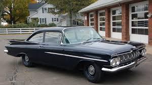 1959 Chevrolet Biscayne   S98   Harrisburg 2016