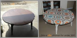 Upholstered Coffee Table Diy Diy Tufted Ottoman Bench Youtube Upholstered Coffee Table Maxresde