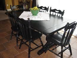 Farmhouse Kitchen Table Black Gestablishment Home Ideas Farm