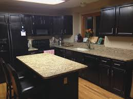 java gel stain kitchen cabinets new espresso cabinets with black