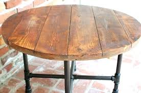 round wood table tops 48 coffee table large round glass top solid walnut wood circle tops