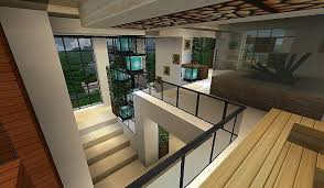 modern home very fortable minecraft house design
