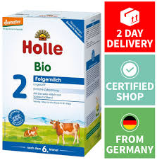 Hipp Vs Holle Formula Chart Holle Organic Baby Formula 6 10 Months Stage 2