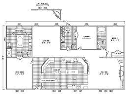 double wide floor plans 4 bedroom 3 bath. Brilliant Plans Double Wide Floor Plans 4 Bedroom 3 Bath Single For P