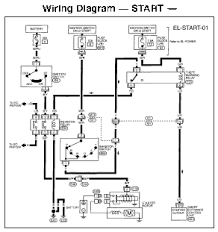 infiniti electrical wiring diagrams infiniti wiring diagrams cars 1997 infiniti qx4 wiring diagram and electrical system service and