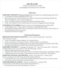 Harvard Resume Template Amazing Cover Letter Sample Harvard Business School Cover Letter Harvard
