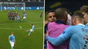 VIDEO-Highlights, Champions League: PSG (Paris Saint-Germain) vs. Manchester  City 1:2