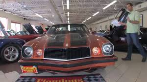 1975 Chevrolet Camaro Z28 Under 20k for sale with test drive ...