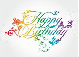 Happy Birthday Cute Free Design Wallpaper 11713 Wallpaper
