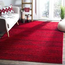 8x10 rag rug collection red and black contemporary area rug 3 x 5 cotton rag rugs