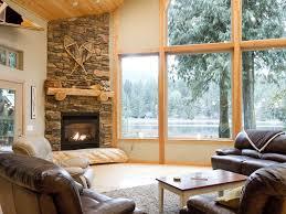 property image 3 waterfront lodge near mt baker ski area hot tub fireplace