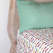 tractor single and cot bed duvet set