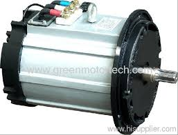 ac electric car motor. Electric Car Traction Motor 23kW Ac
