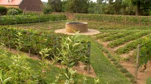 Layout Of Kitchen Garden How To Layout A Vegetable Garden P Allen Smith Classics Youtube